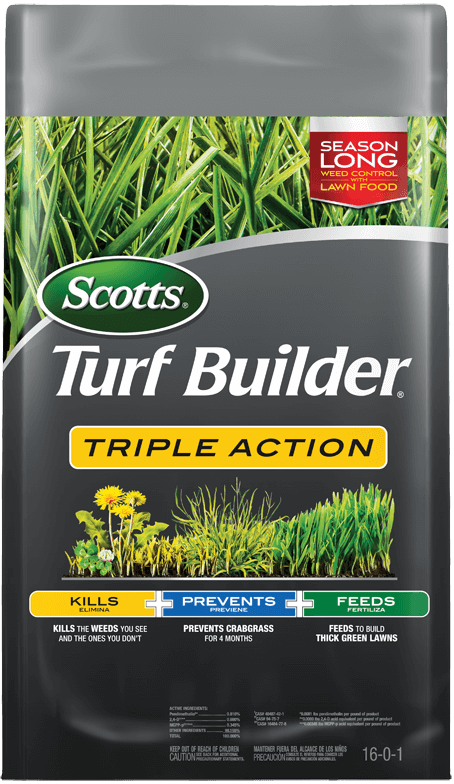 scotts turf builder instructions