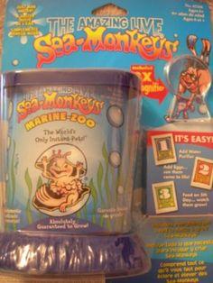 sea monkey kit instructions