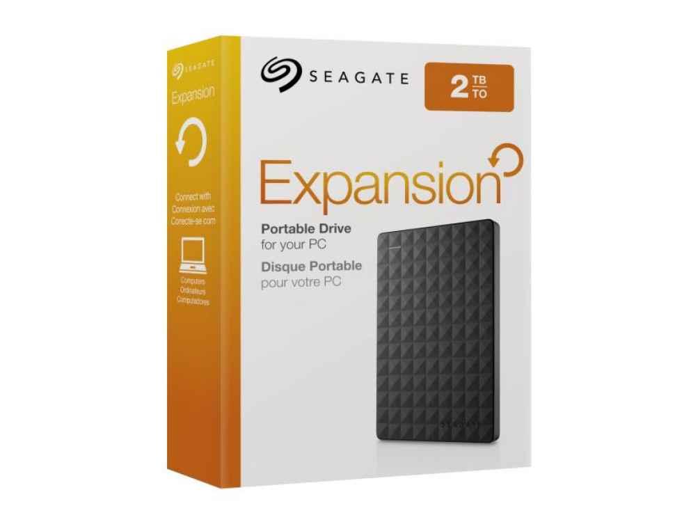 seagate external hard drive instructions