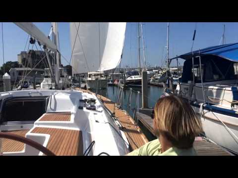 selden in mast furling instructions