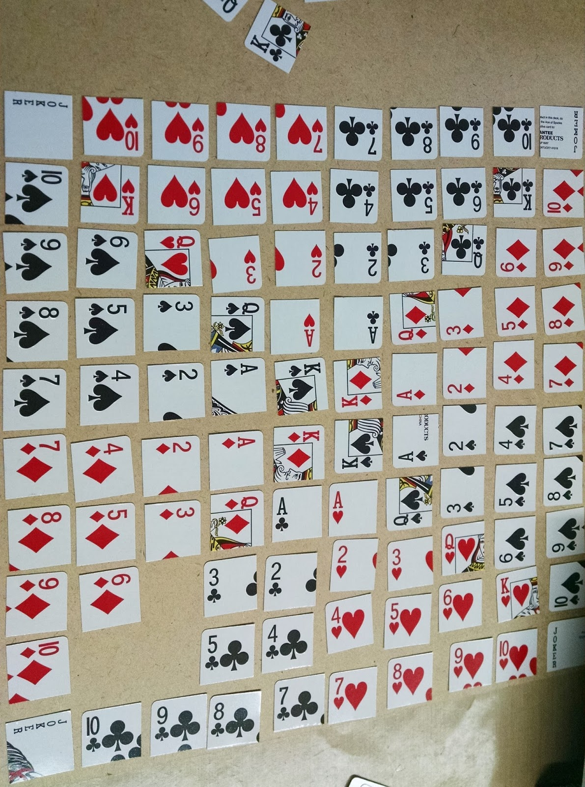 sequence card game instructions