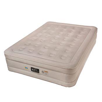 serta air mattress instructions