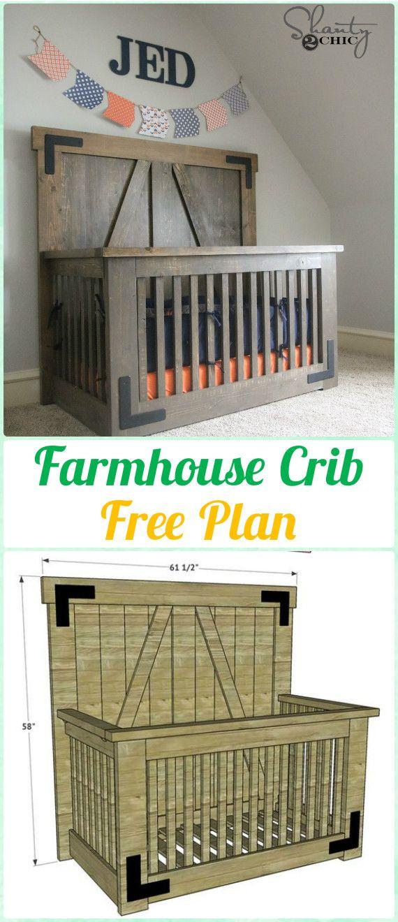 shermag crib instruction manual