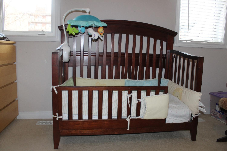 shermag regency crib instructions