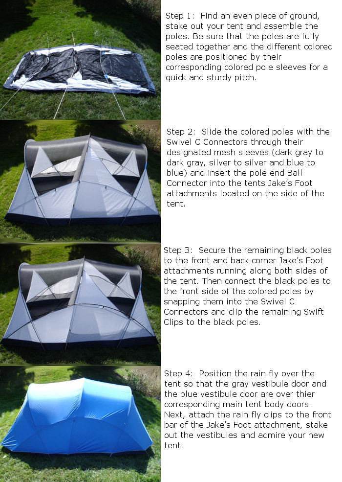 sierra designs tent instructions