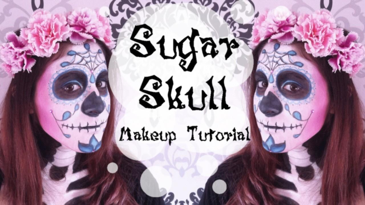 skeleton face makeup instructions