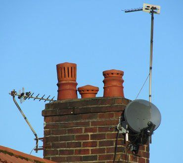 sky satellite dish installation instructions