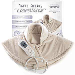 soft heat soothing therapy heating pad instructions