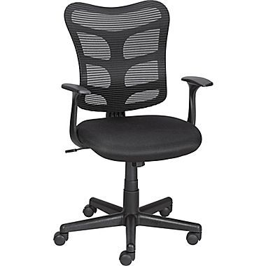 staples hyken technical mesh task chair instructions