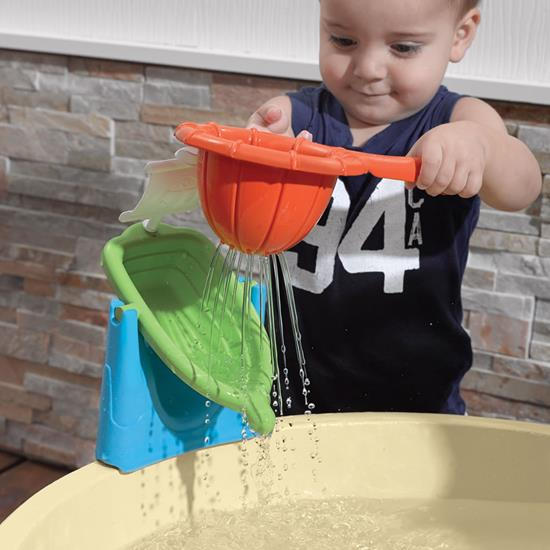 step 2 sand and water table instructions