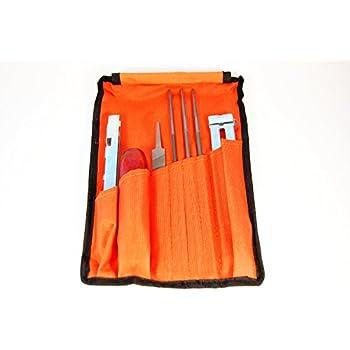 stihl chainsaw sharpening kit instructions