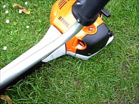 stihl fs 38 starting instructions