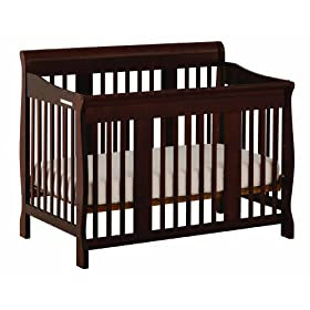 stork craft tuscany 4 in 1 convertible crib instructions