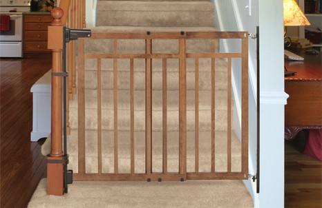 summer baby gate instructions