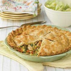 swanson chicken pot pie cooking instructions