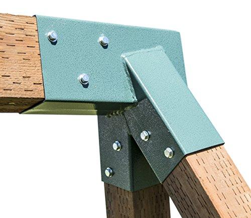 swing set installation instructions