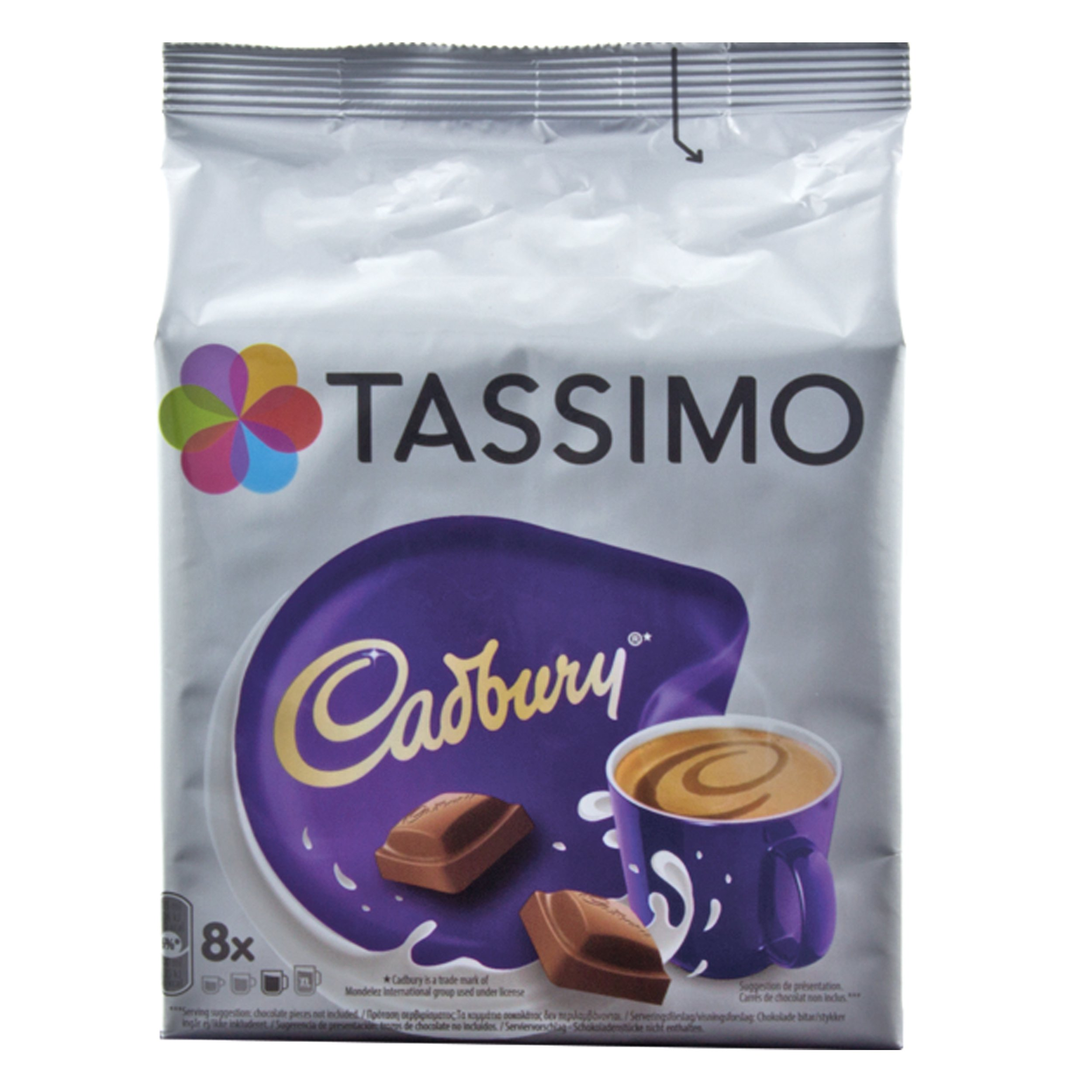 tassimo cadbury hot chocolate instructions