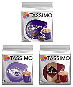 tassimo milka hot chocolate instructions