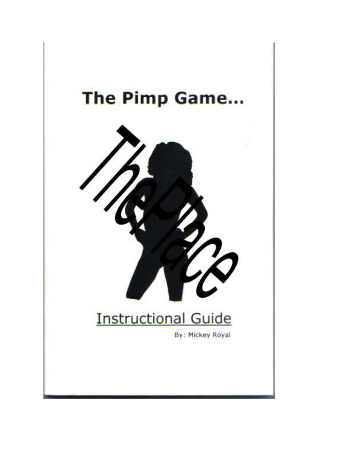 the pimp game instructional guide