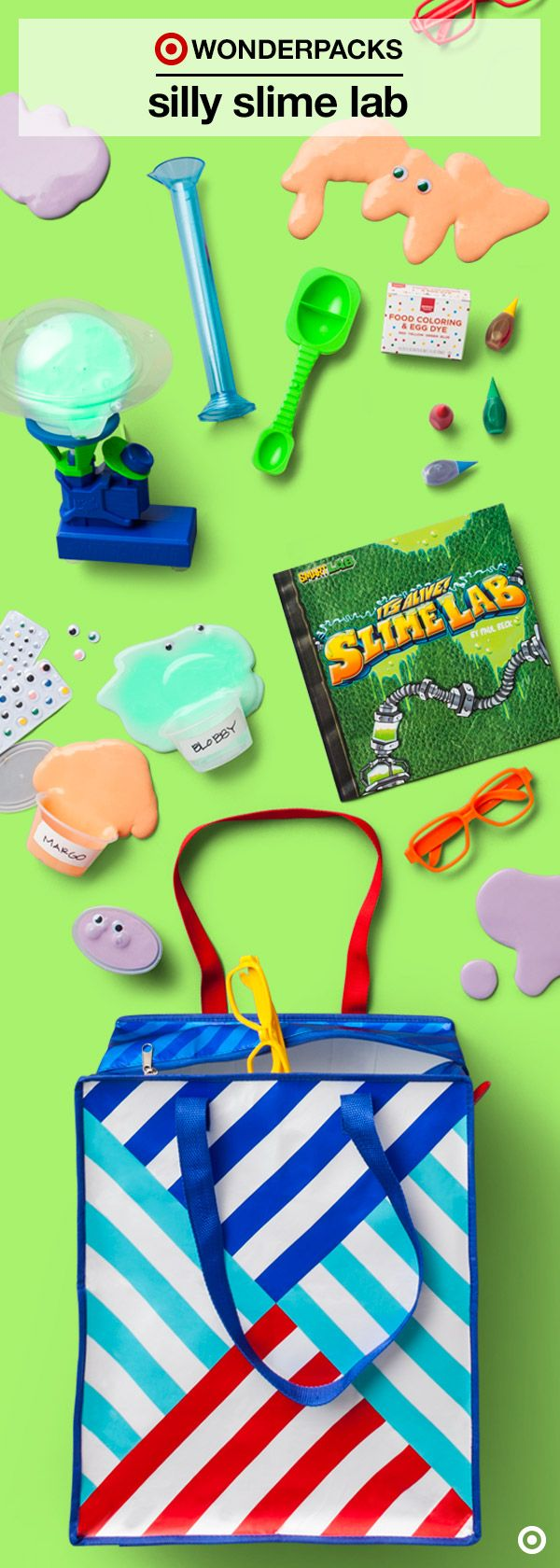 the science of slime instructions