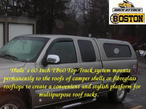 thule 430 tracker ii foot pack instructions