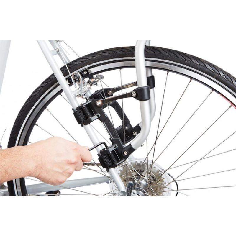 thule bike rack instruction manual