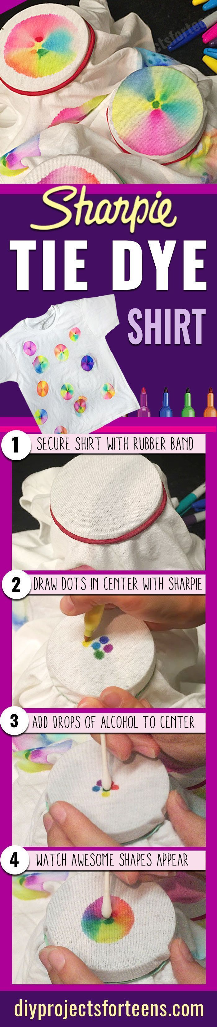 tie and dye instructions