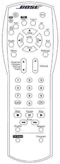 time warner remote control instructions