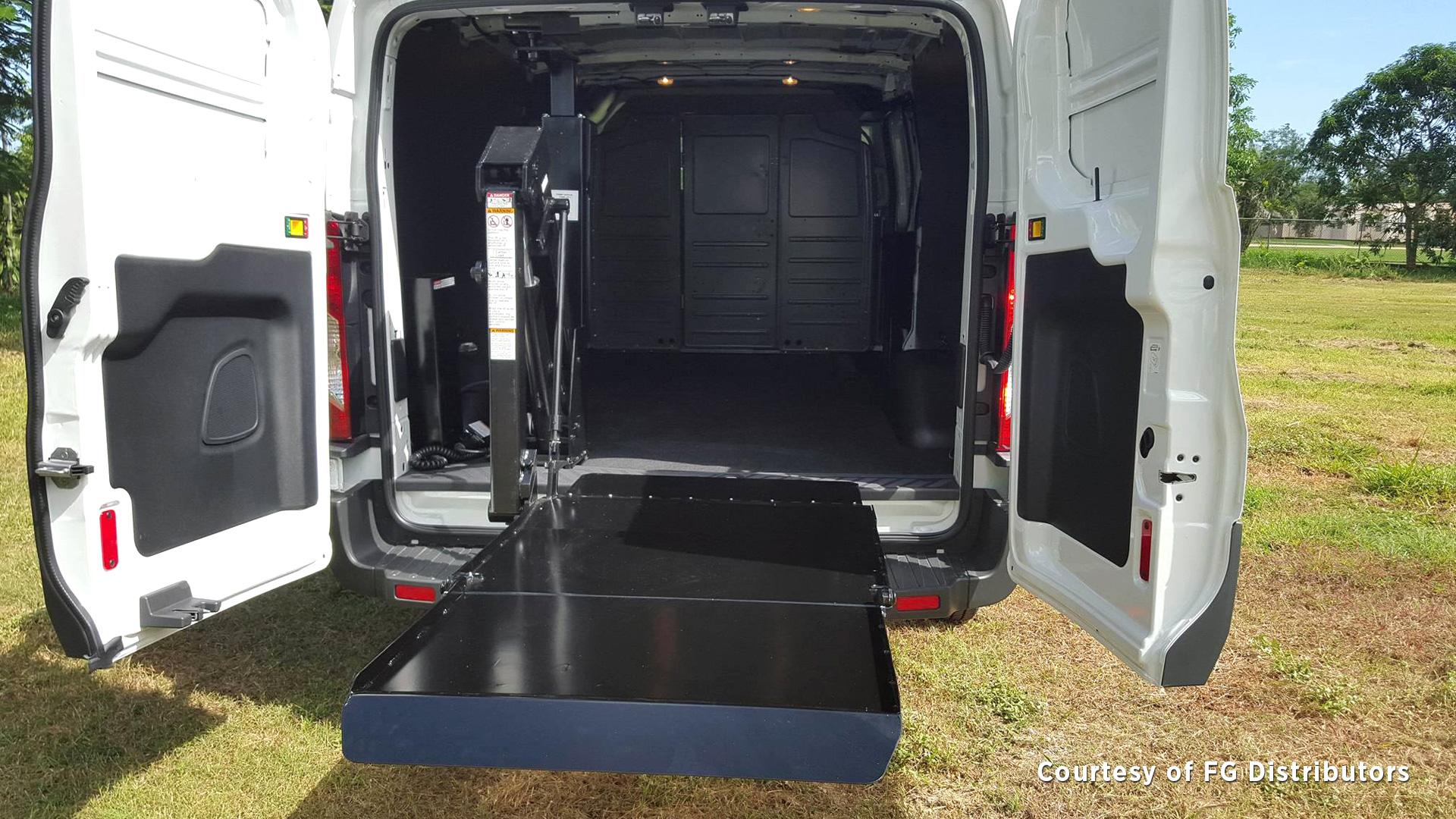 tommy lift gate installation instructions