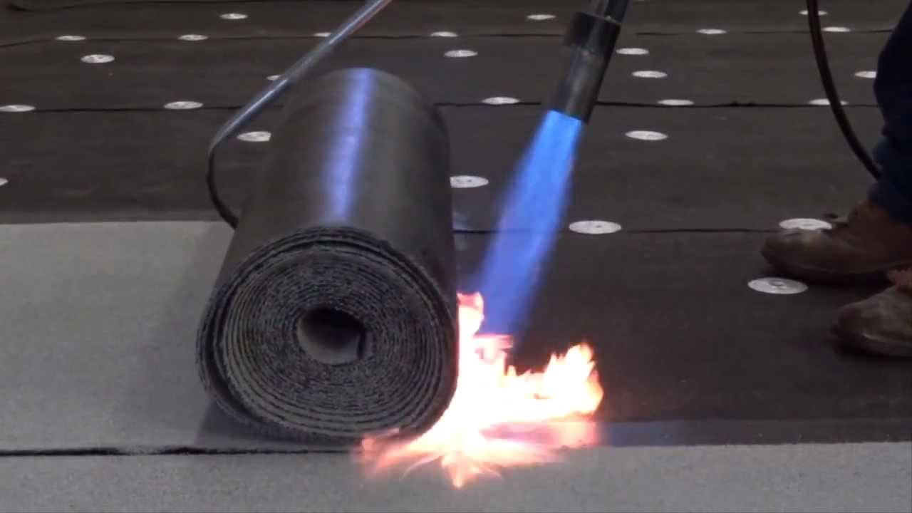 torch on felt instructions