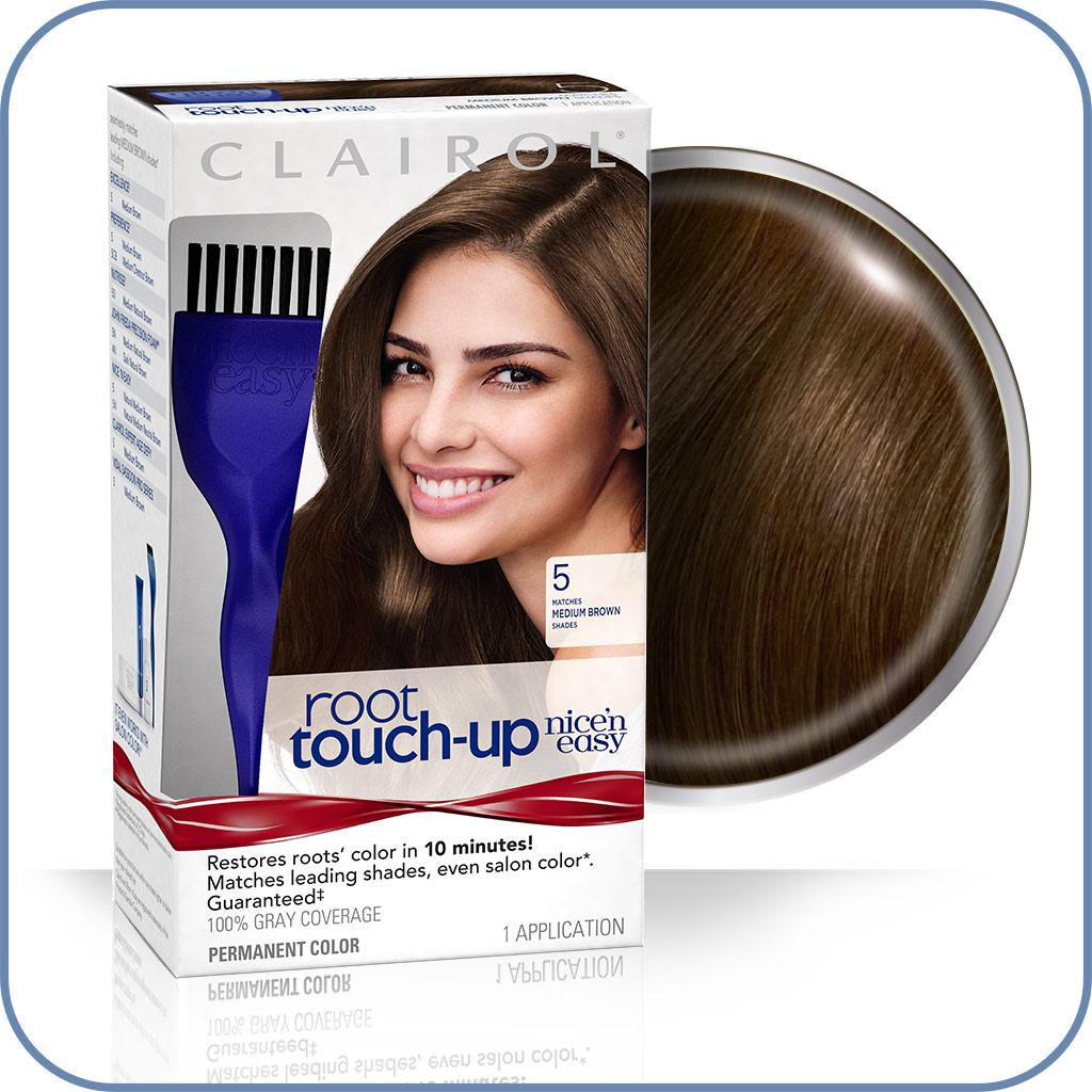 touch of grey hair color instructions
