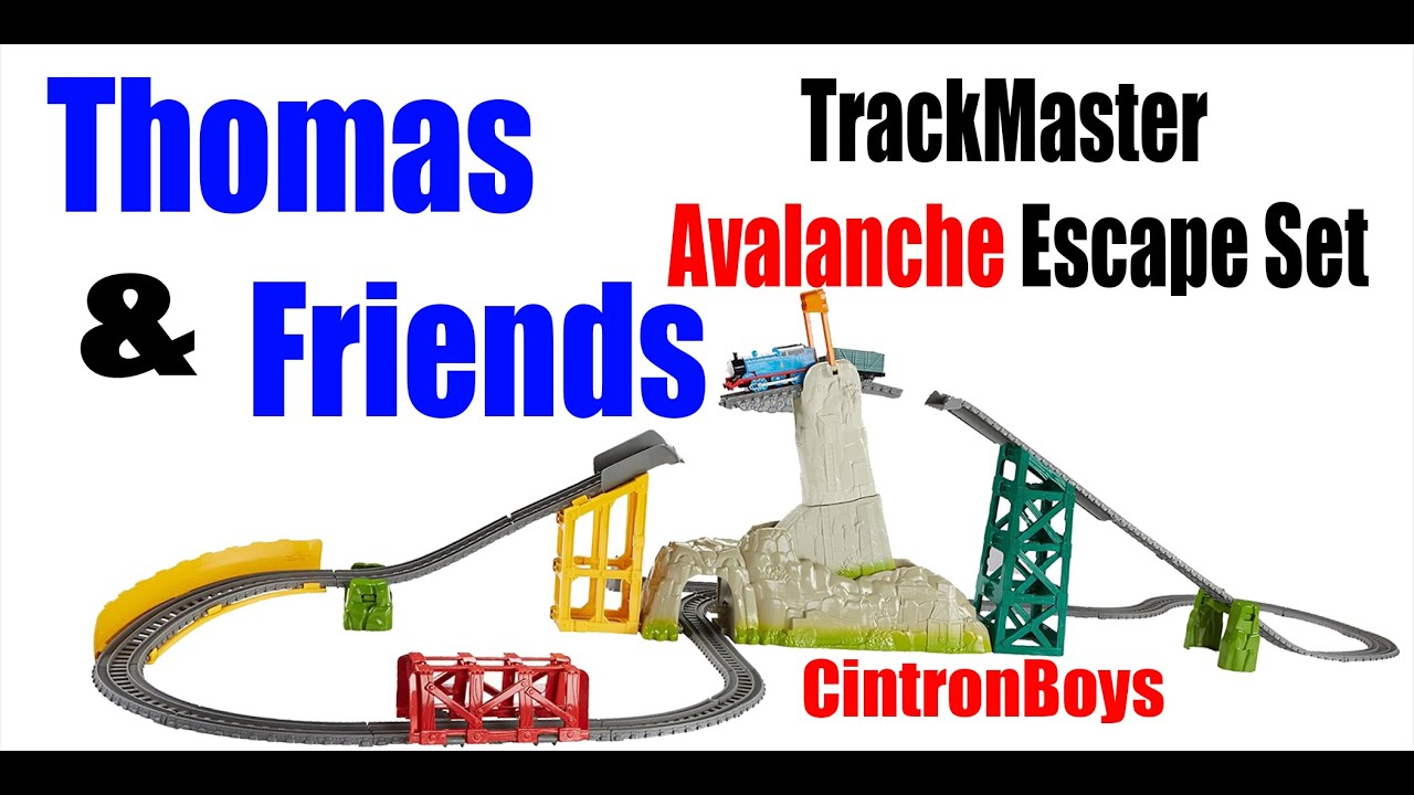 trackmaster avalanche escape instructions