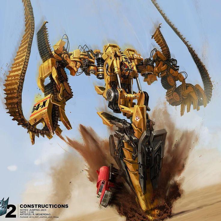 transformers constructicon devastator instructions