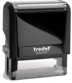 trodat printy 4913 refill instructions