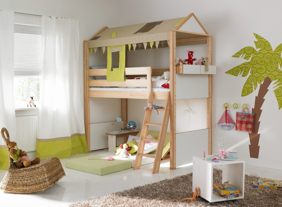 tromso bunk bed instructions