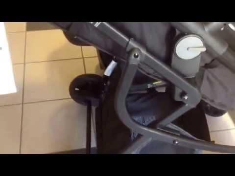 urbini omni stroller instructions