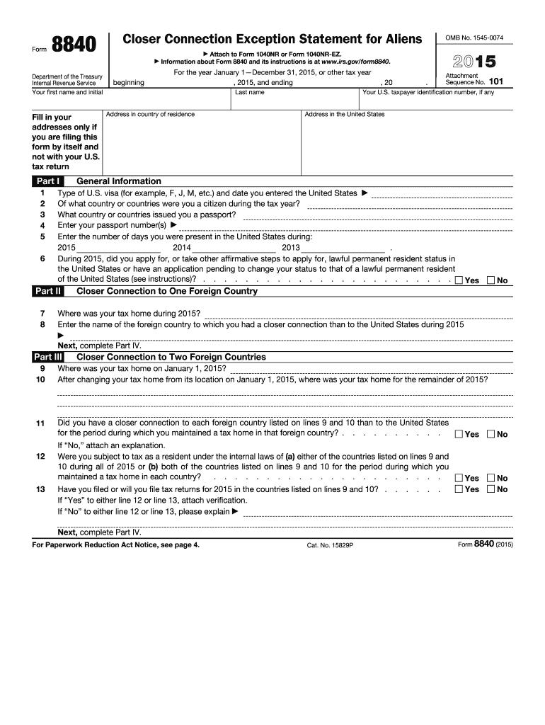 us tax form 1040nr instructions