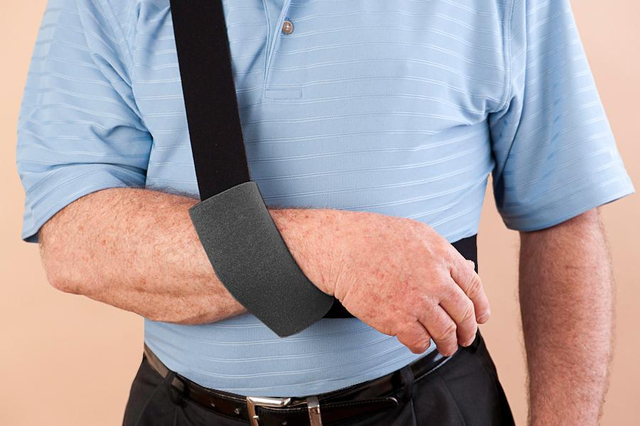 velcro arm sling instructions