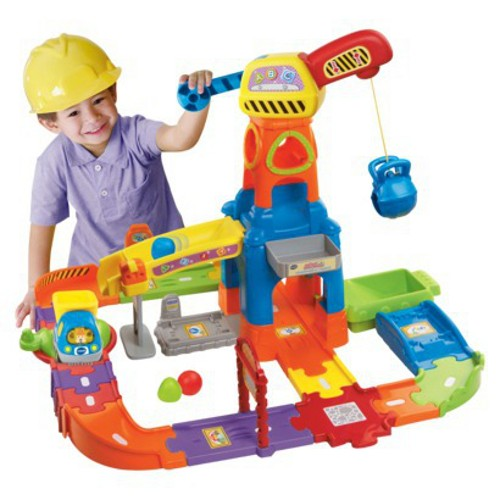 vtech park and learn garage instructions