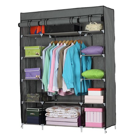 walmart closet organizer instructions