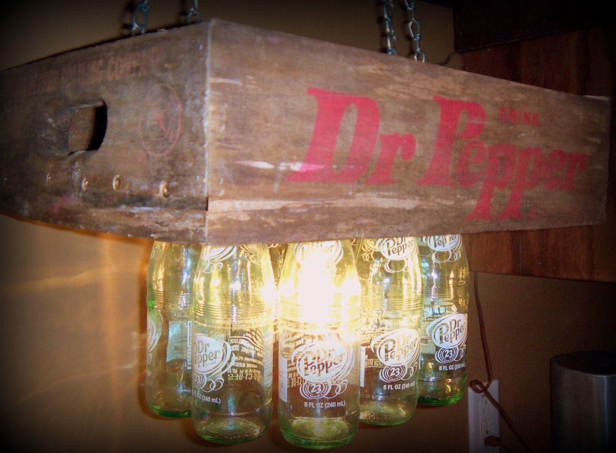 water bottle chandelier instructions