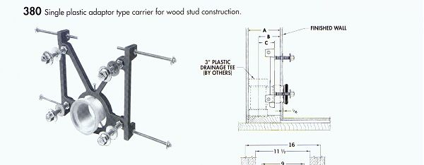 water closet installation instructions