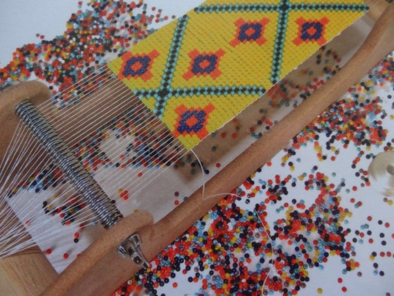weaving loom kit instructions
