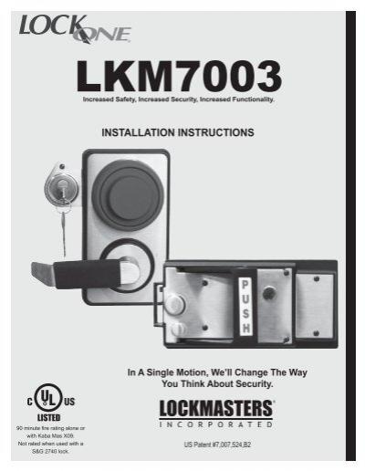 weiser deadbolt installation instructions