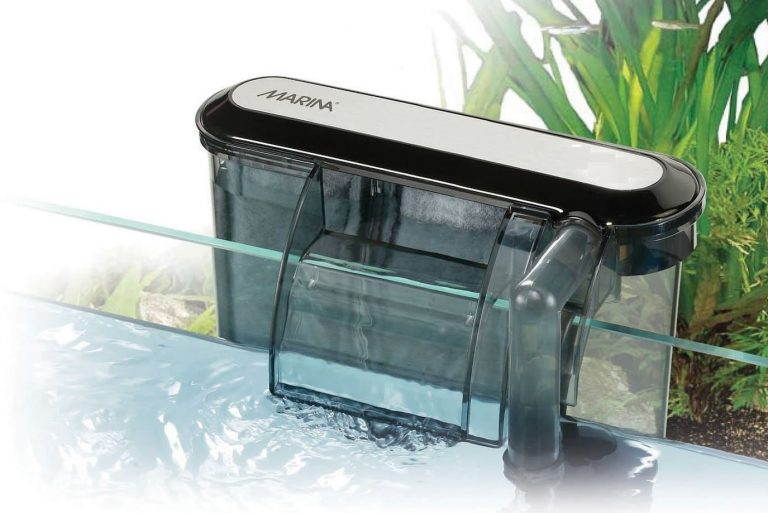 whisper fish tank filter instructions