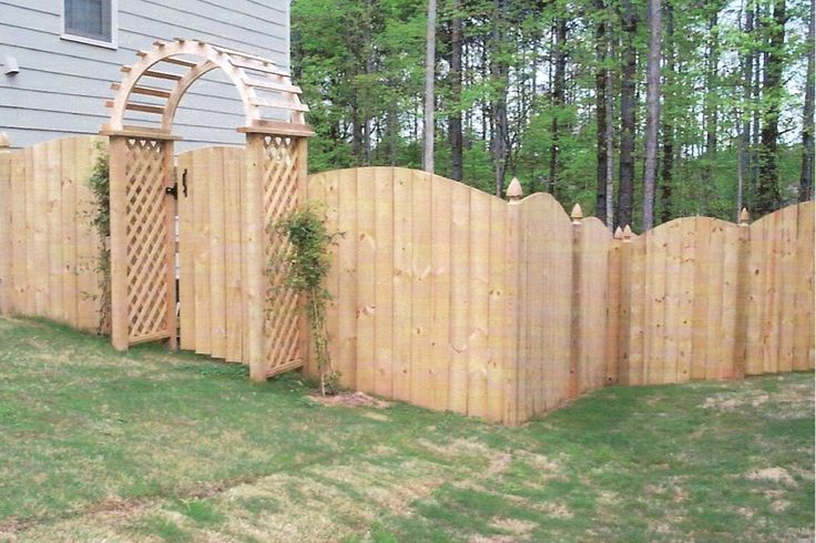 wood fence post installation instructions